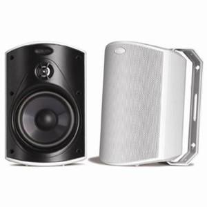 Caixa Acústica Polk Audio Preto 80 W Rms Atrium 4