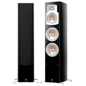 Caixa Acústica Yamaha 250 W Rms Ns555