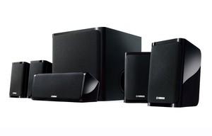 Caixa para Home Theater Ns-p40 - 5.1 Canais Yamaha