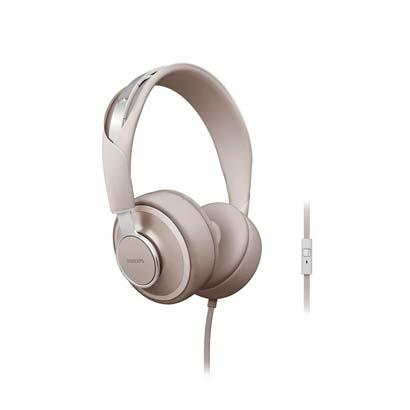 Fone de Ouvido Headphone Com Microfone Philips Shl5605gy28