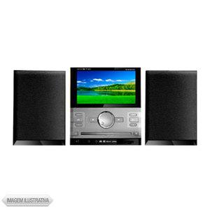 Aparelho de Som Micro System Mystic 40 W Rms - Mc501dvd