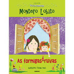 As Formigas-ruivas
