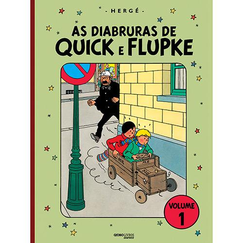 As Diabruras de Quick e Flupke – Vol. 1