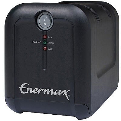 Estabilizador Exs Ii Power 500va 2105058p Enermax