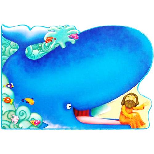 Jonas e a Baleia - Coleção Amiguinhos Rechonchudos