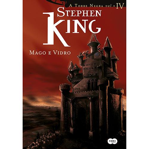 Torre Negra: o Mago e Vidro, a - Vol. 4