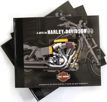 Arte da Harley Davidson, A