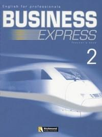 Business Express - Students Book 2 + Workbook + Audio Cd