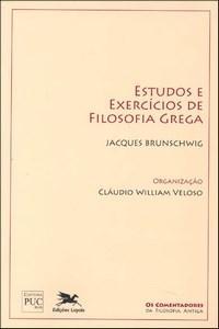 Estudos e Exercicios de Filosofia Grega
