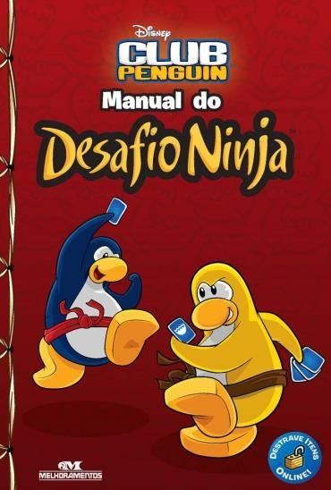 Manual do Desafio Ninja