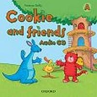 Audio Cd-cookie And Friends