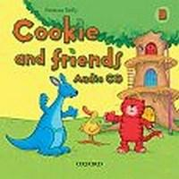 Audio Cd-cookie And Friends B