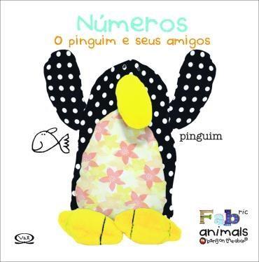 Números: o Pinguim e Seus Amigos