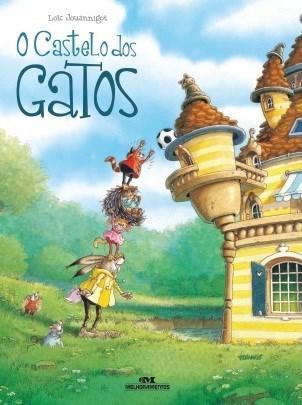 O Castelo dos Gatos - Loic Jouannigot