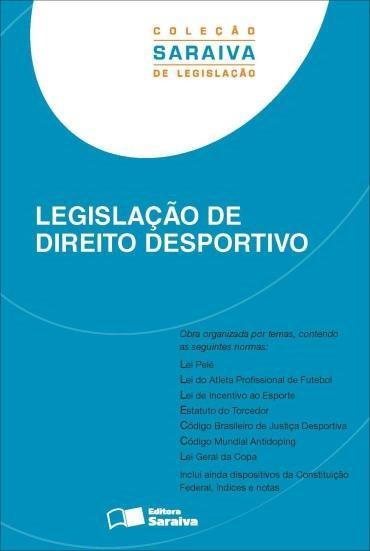 Legislação de Direito Desportivo