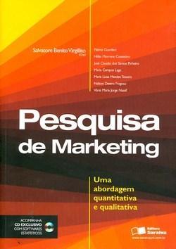 Pesquisa de Marketing: uma Abordagem Quantitativa e Qualitativa