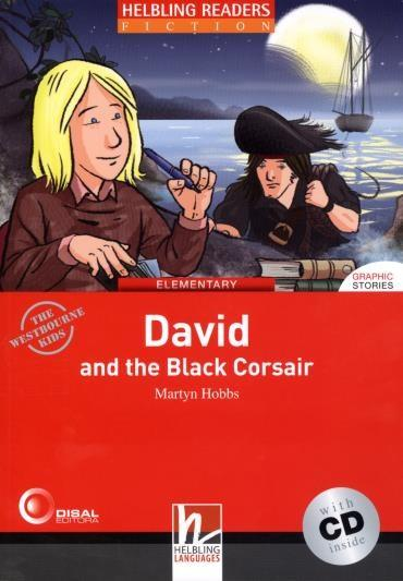 David And The Black Corsair: With Cd - Elementary