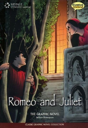 Romeo And Juliet - Classic Graphic Novel Collection -