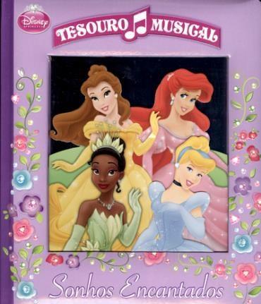 Tesouro Musical: Sonhos Encantados