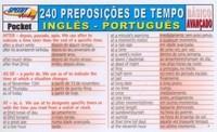 240 Presdisposições de Tempo Inglês/português - Avançado