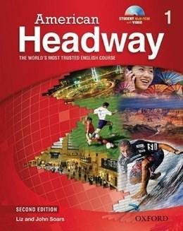 American Headway 2e Lvl 1 Sb e Cd Pk