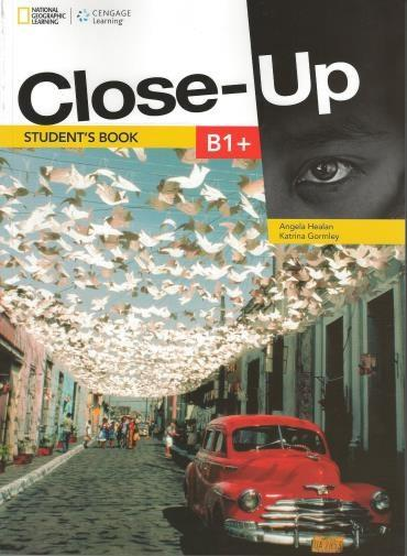 Close-up B1+ Upper Intermediate - Students Book - With Cd-rom