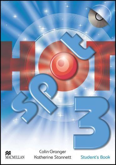 Hot Spot Students Book W/cd-rom-3