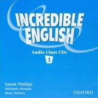 Incredible English 1 Class Cd (2)