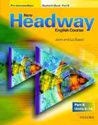 New Headway English Course Pre Int Sb B