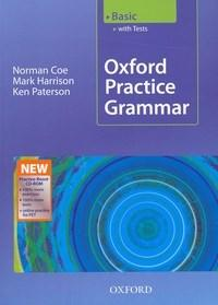 Oxford Practice Grammar Basic W Key e Cdrom New Ed