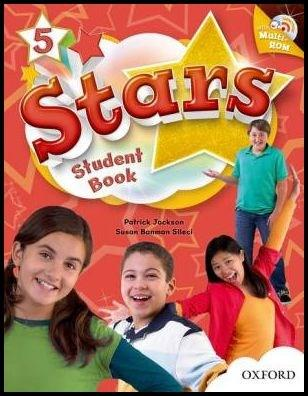 Stars 5 - Students Book - With Multirom Pack