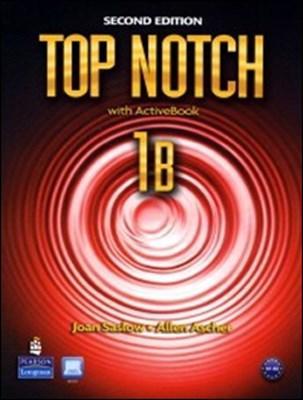 Top Notch 1 Split B Student Book / Work Book With Acteachers Book Cd-rom