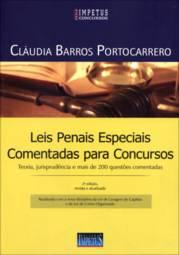 Leis Penais Especiais Comentadas para Concursos