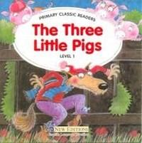 Primary Classics 1: The Three Little Pigs Audio Cd