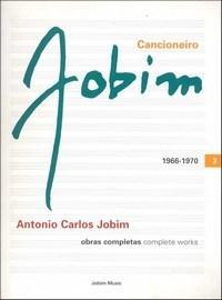 Cancioneiro Jobim - 1966 / 1970 - Vol.3