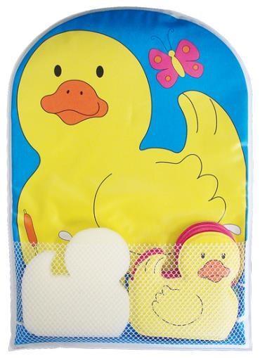 Banho de Alegria: Pato - Livro de Banho