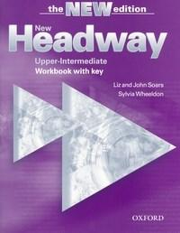 New Headway Upper-intermediate Workbook With Key New Edition