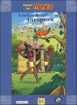 Turma da Mônica Lendas Brasileiras: Uirapuru