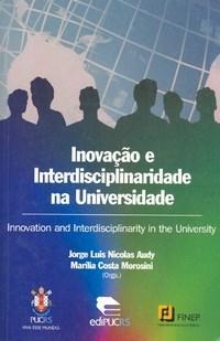 Inovação e Interdisciplinaridade na Universidade