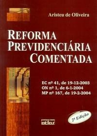 Reforma Previdenciária Comentada
