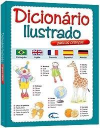 Dicionario Ilustrado para as Criancas