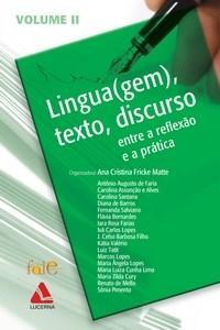 Lingua(gem), Texto, Discurso - Vol. 2