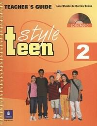 Teen Style 2 Tb With Aud Cd(2)