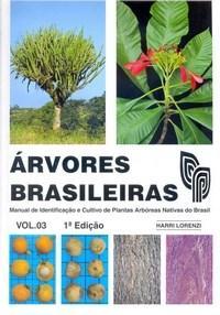 Árvores Brasileiras - Vol.3