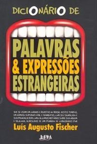 Dicionario de Palavras Expressoes Estrangeiras