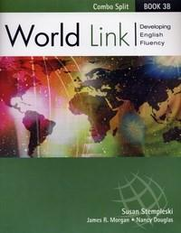 World Link Book 3 - Combo Split B With Audio Cd
