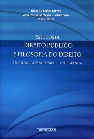Estudos de Direito Público e Filosofia do Direito