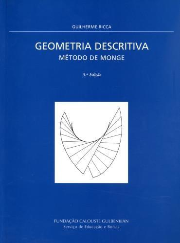 Geometria Descritiva: Método de Monge