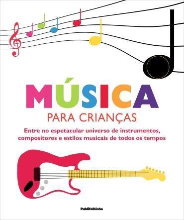 Música para Crianças - Acompanha Cd