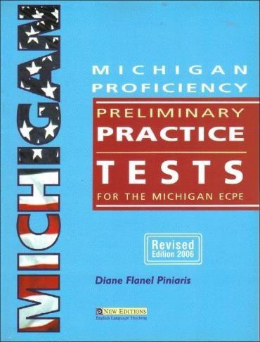 Michigan Proficiency Preliminary Practice Tests